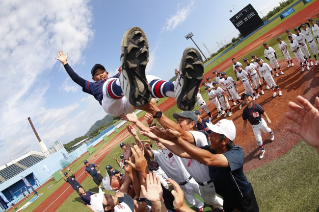 """AIG プレゼンツ """"MLB CUP 2019"""" リトルリーグ野球小学5年生・4年生全国大会 in 石巻"""